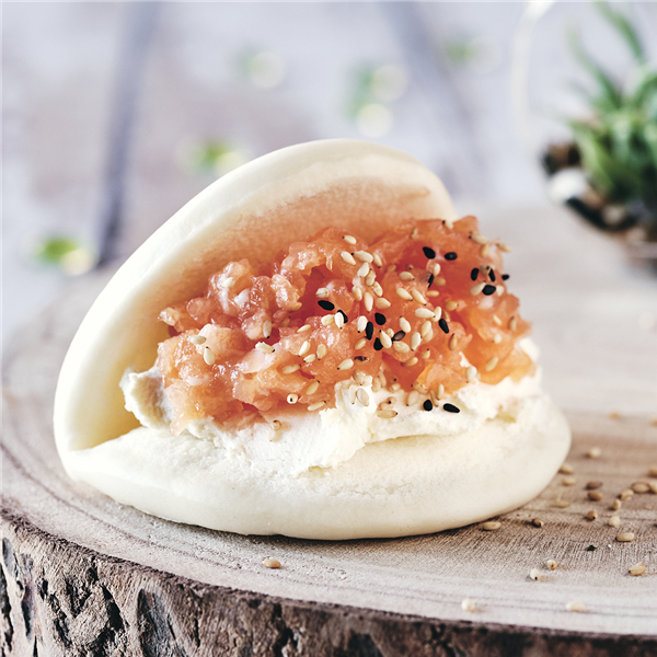 MINI BAO SAUMON